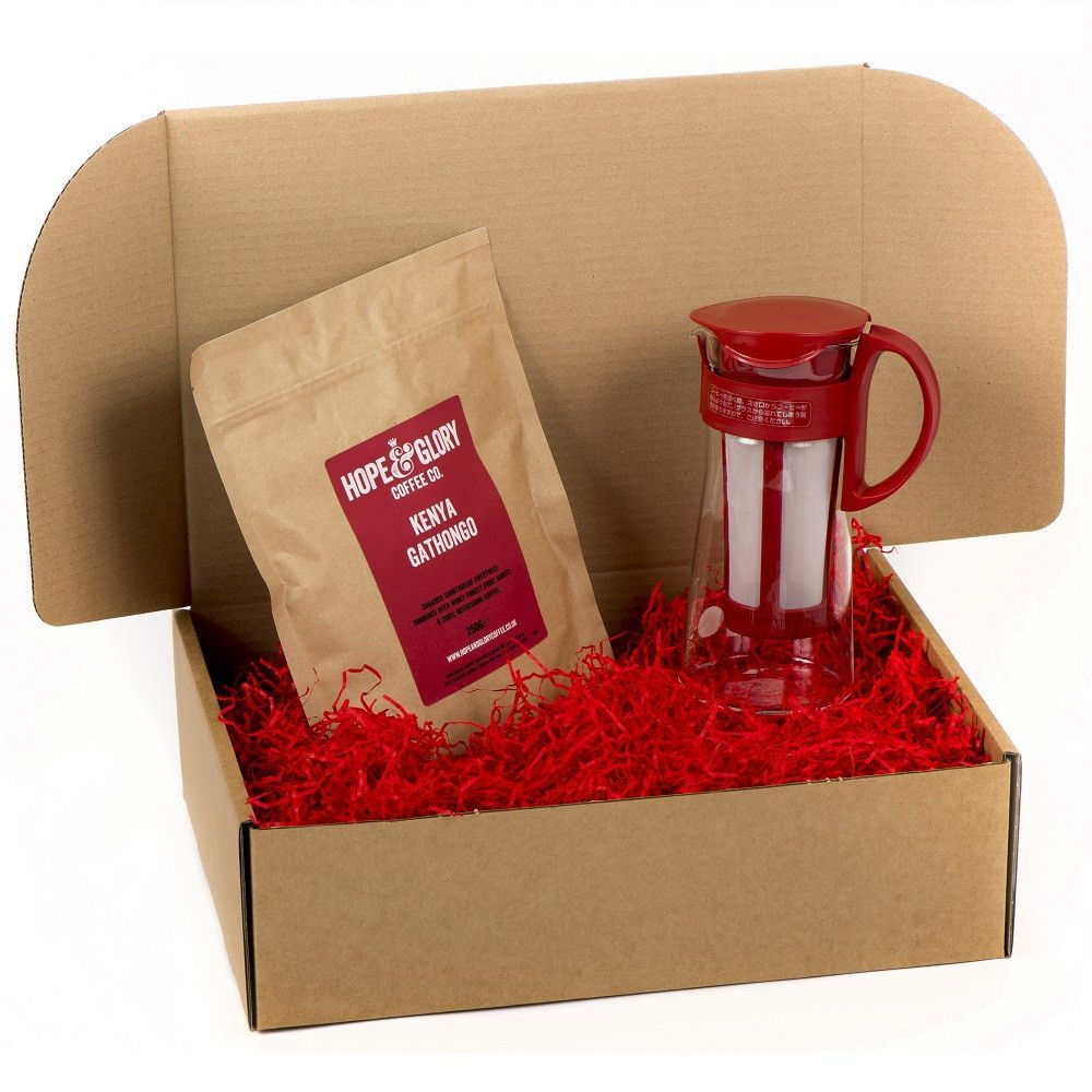 Cold Brew At Home Coffee Gift Pack Cold brew coffee