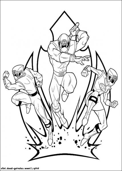Coolest Interesting power rangers coloring pages printable - http ...