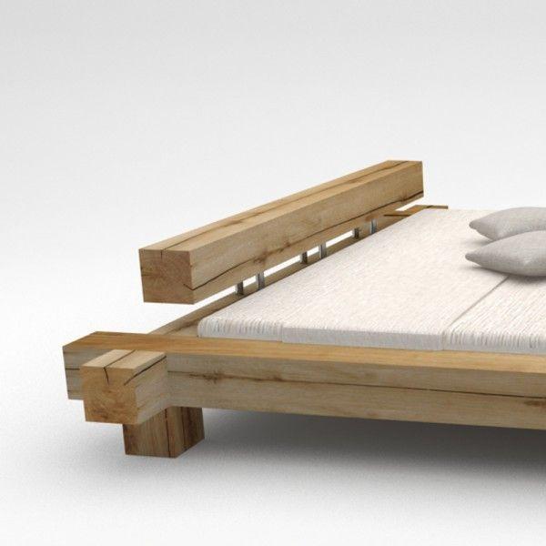 hier finden sie die passende r ckenlehne f r ihr balkenbett beds bett bett holz bettgestell. Black Bedroom Furniture Sets. Home Design Ideas