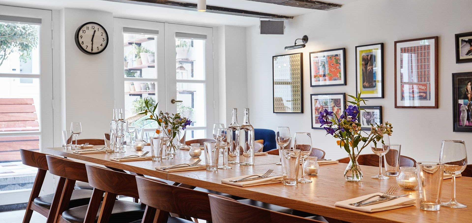 The Hoxton, Amsterdam: The Apartment - innovative meeting and event ...