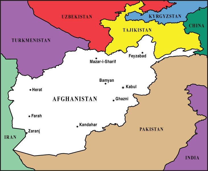 DARI is spoken in Afghanistan  | ~ All Things Dari and Pashto