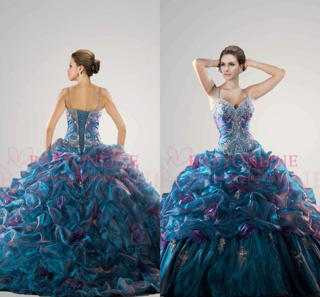 17 Best images about Ball Gowns on Pinterest | Blue ball gowns ...