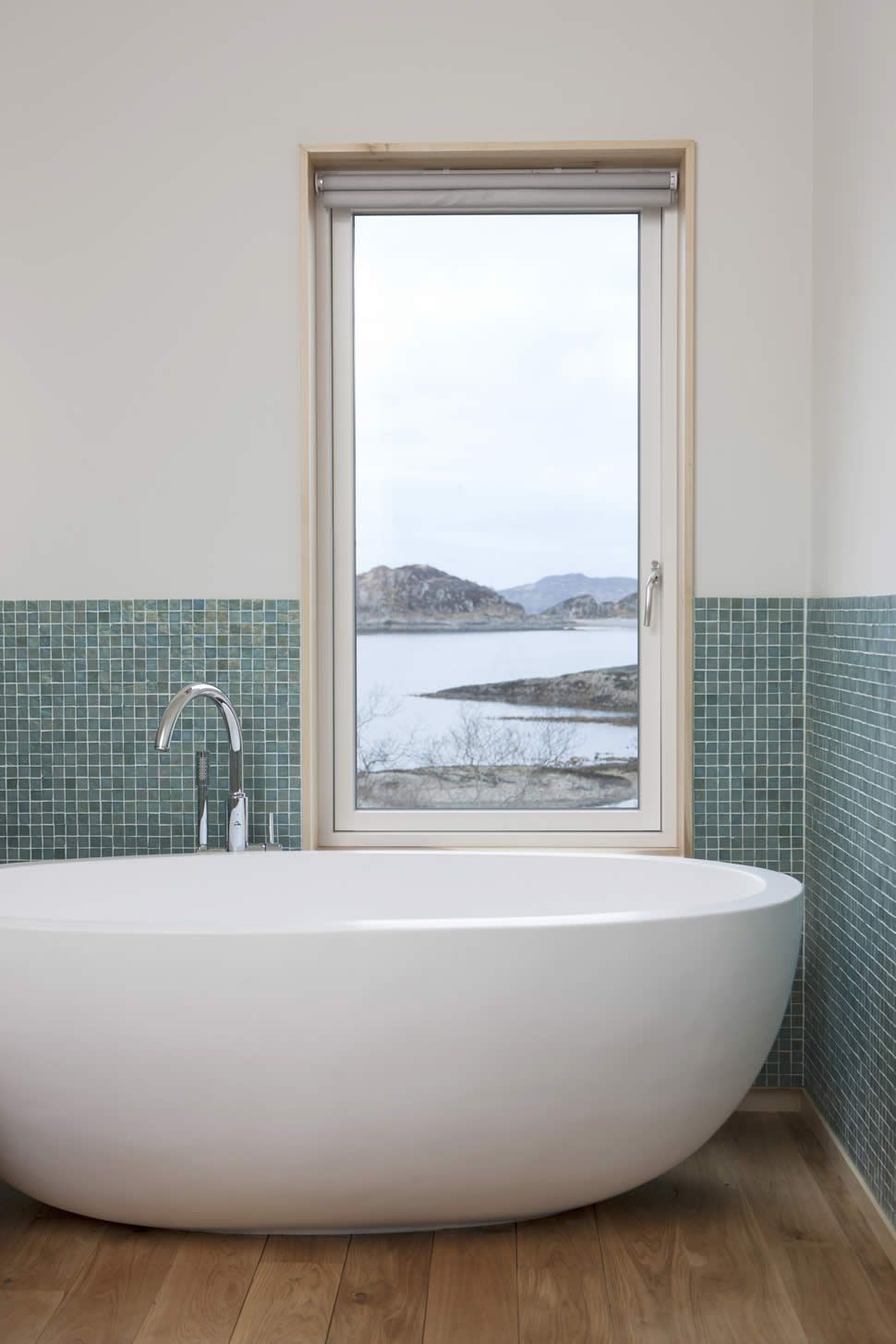 Helen Lucas Architects Edinburgh | project | timber frame highlands ...