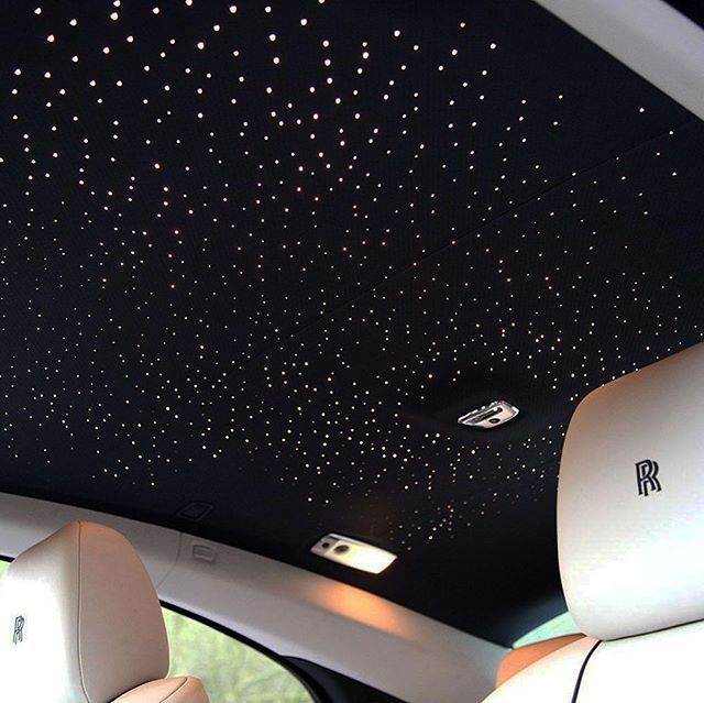 Constellation Star Ceiling Detail
