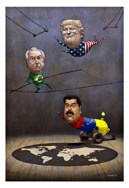 Tiempos de turbulencia: América, en vilo por el futuro de tres presidentes  foto: LA NACION