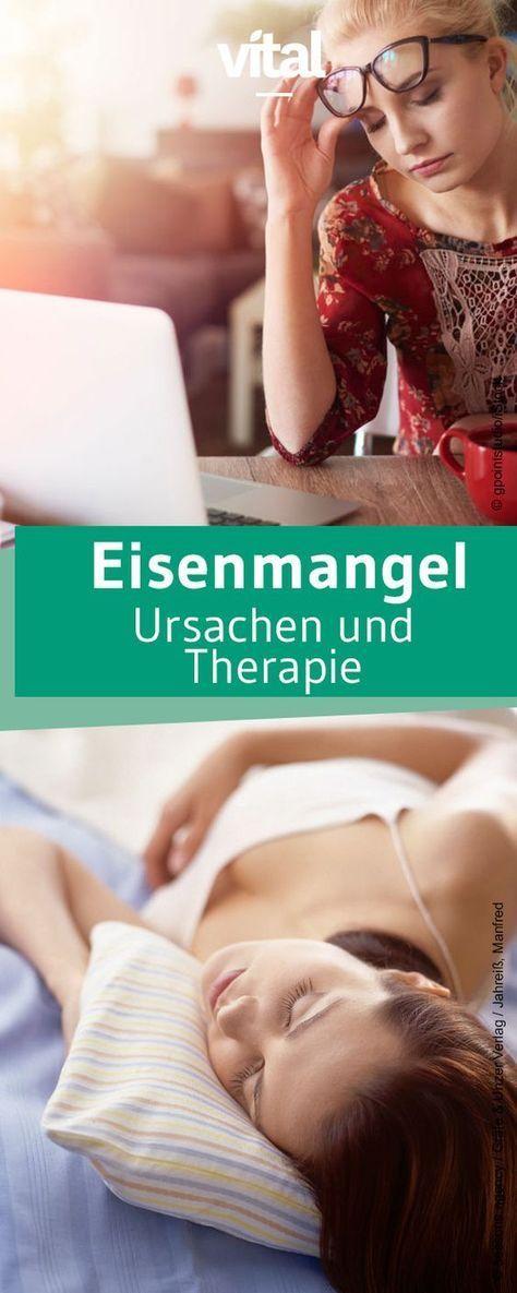 Eisenmangel - Ursachen, Symptome, Behandlung -  Fitness körper - #Behandlung #Eisenmangel #Fitness #...