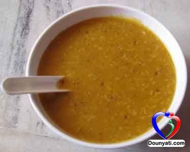 دنيتي المطبخ اليك سيدتي طريقة عمل شوربة الشوفان من مطبخ دنيتي مع المقادير و المكونات Soup Low Cal Recipes Cooking