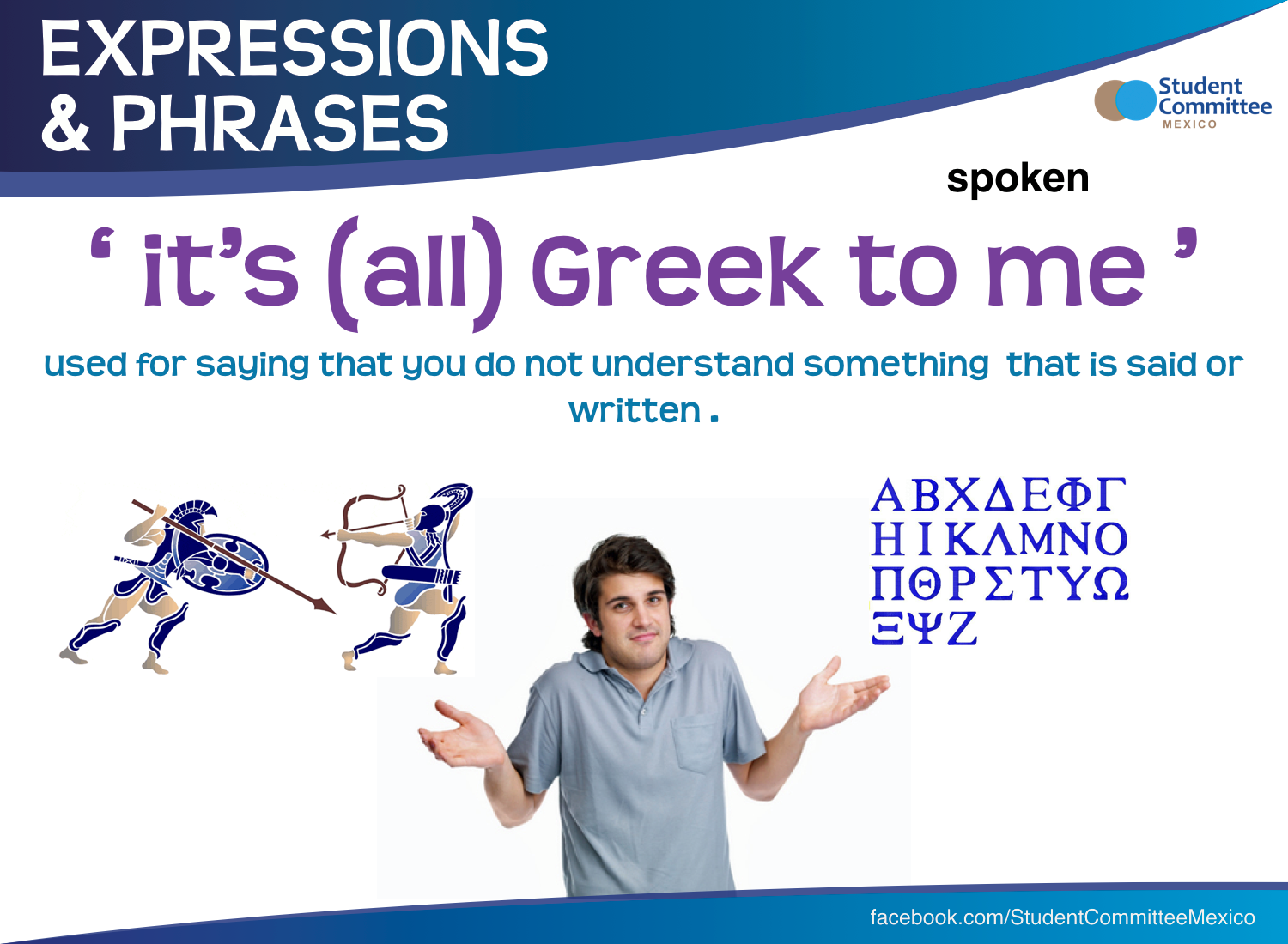 It S All Greek To Me Expressions Amp Phrases