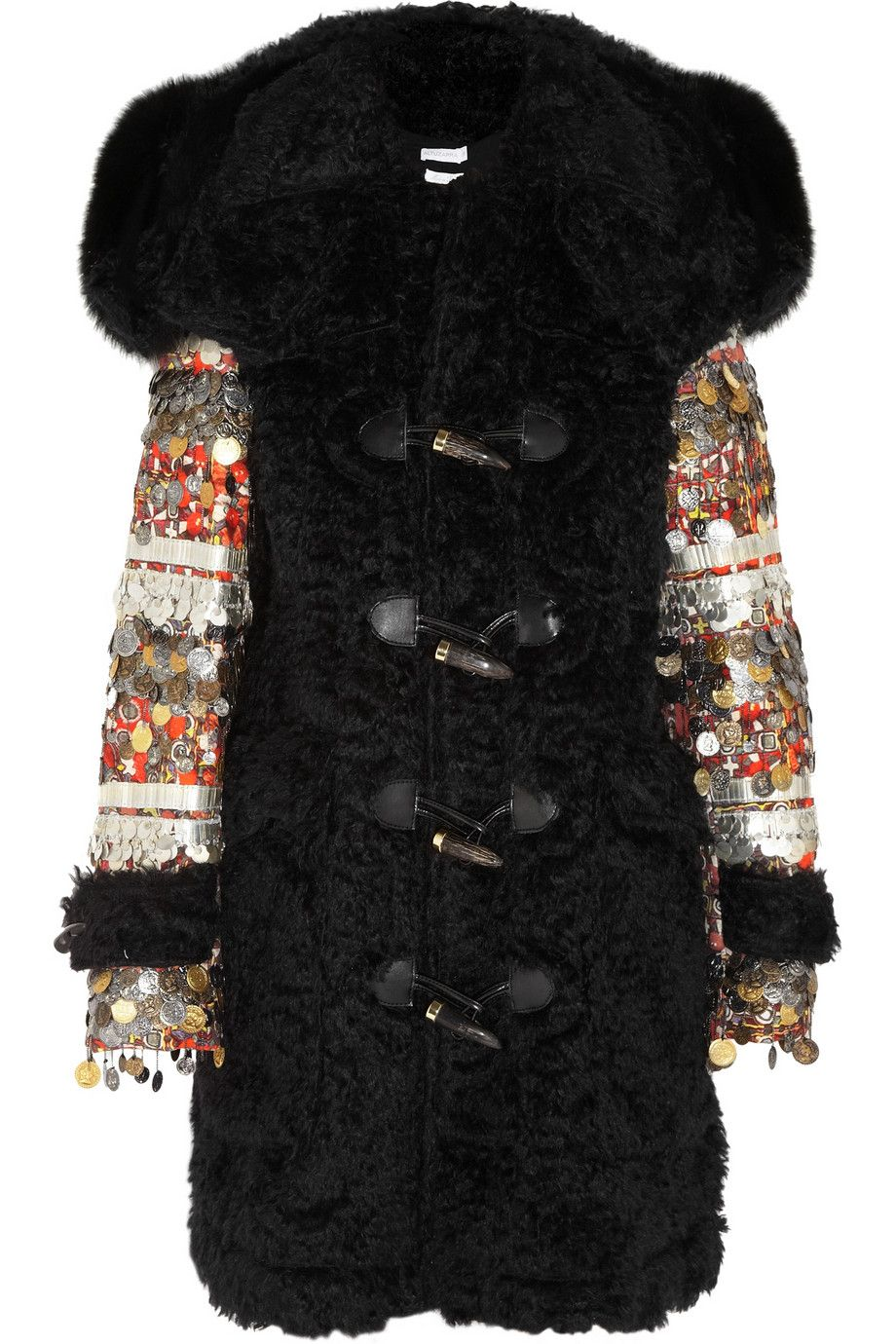Holidays for me = fabulous coats... And this coat from Altuzarra is to die for.