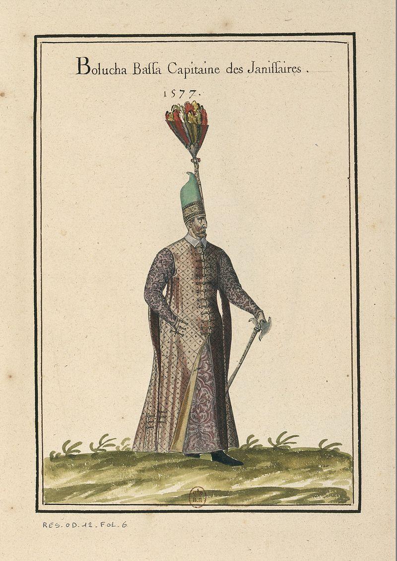 Jost Amman Ensemble de gravures de costumes de Turquie du XVIe siècle.f006.jpg