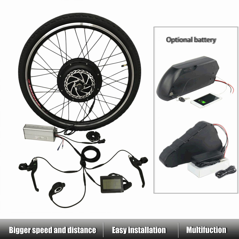 1000w Electric Bike Conversion Kit Electric Bike Conversion
