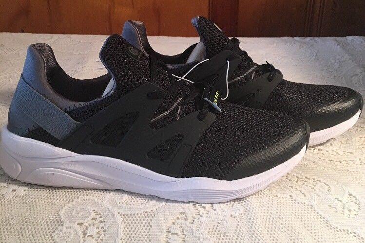 4e2f28f4927fc Men s C9 Champion Flare Black Lightweight Training Athletic Shoe Size 13  New