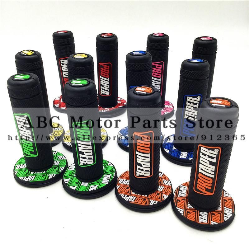 Handle Grip Pro taper Motorcycle High Quality Dirt Pit Bike ...