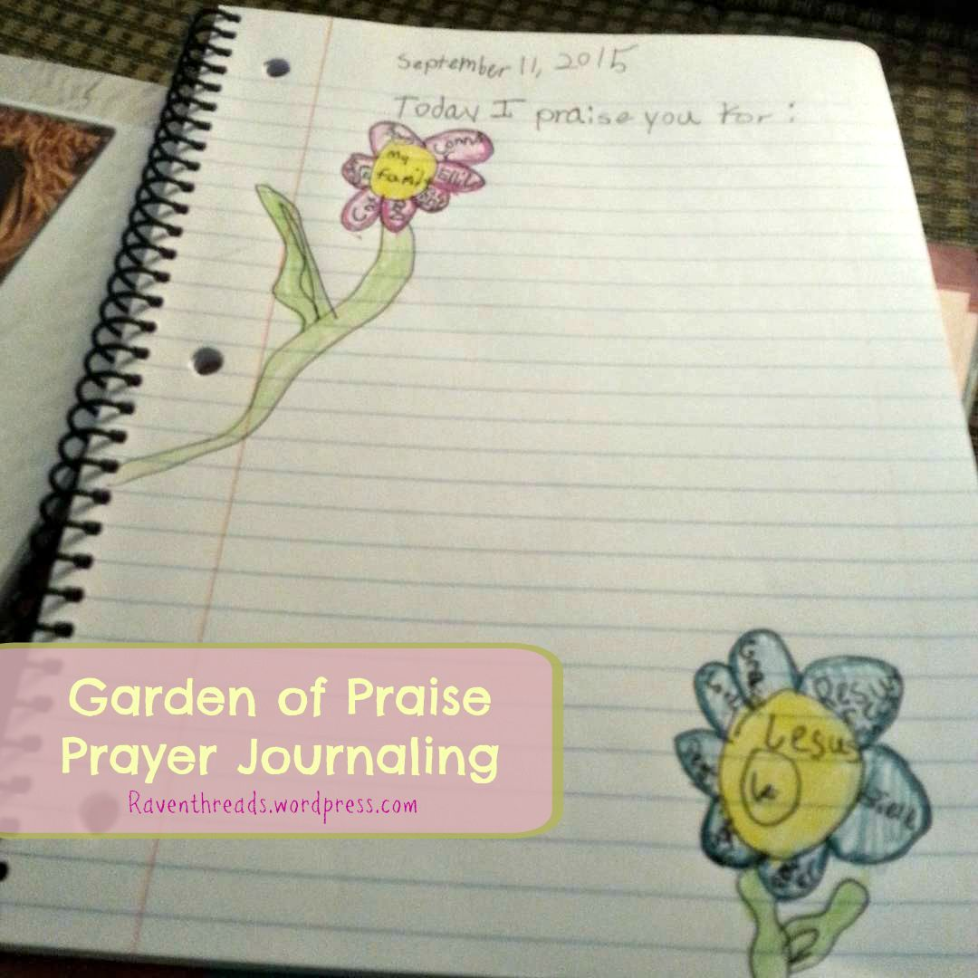 Garden Of Praise Prayer Journaling