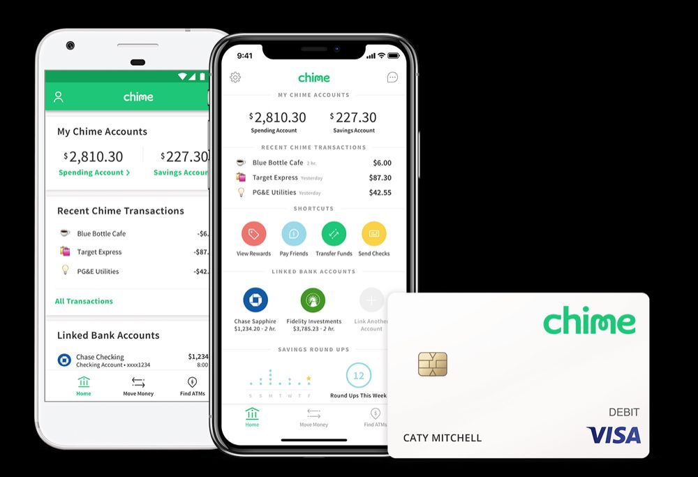 Apply today money manual chime banking budgeting