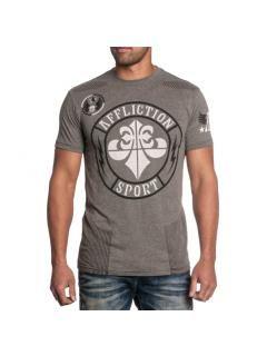 Pánské tričko Affliction Wavelength  b9fa434e88
