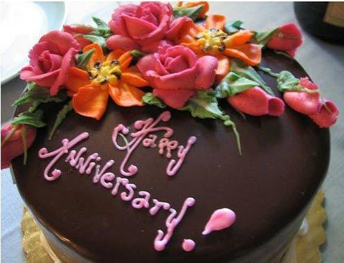 Pin by joyce schwarz on anniversary cakes beautiful
