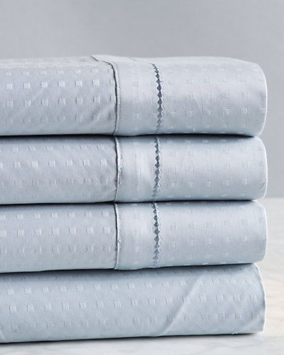 "Kensington 600TC ""Dot"" Cotton Sheet Set"