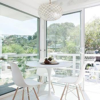 Ikea docksta dining table transitional dining room heart of the house dining room dining - Tavolo docksta ikea ...