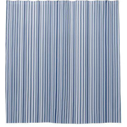Silver Blues Shower Curtain Zazzle Com Blue Shower Curtains