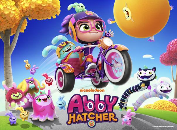 Nick Jr Russia Premieres Abby Hatcher Casas De Papel Cumpleanos Sobres De Papel