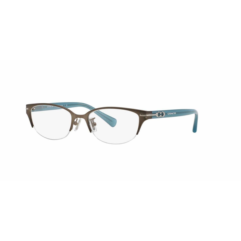 Coach Womens HC5058 Jackie 9194 Cat Eye Eyeglasses | Frame by Frame ...