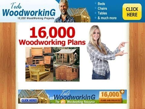 Image result for Ted's Woodworking