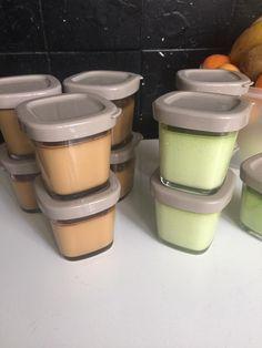 Crème au café et à la pistache (Danette) à la multi délice