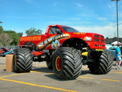 Monster Monster Trucks Big Monster Trucks Trucks