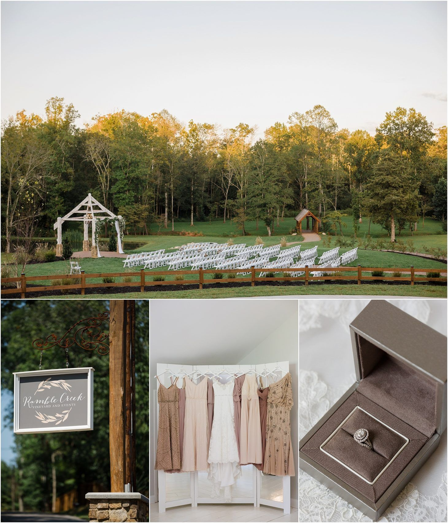 Ramble Creek Is A Knoxville Area Wedding Venue In