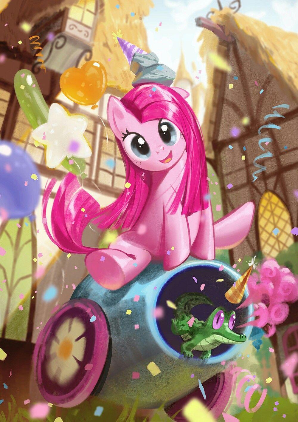 Pin Af Janggo Yu Pa My Little Pony