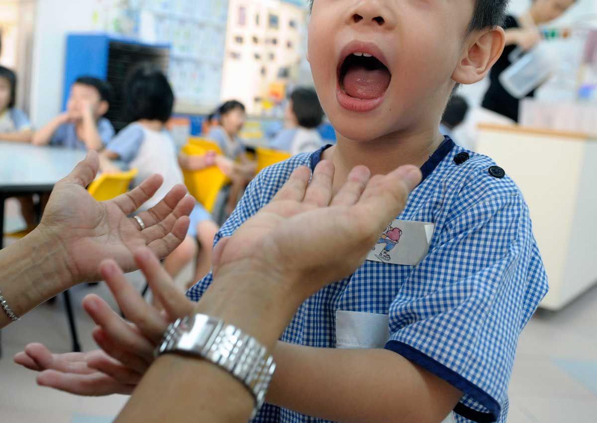 Sending a sick kid to school Sick kids, Childcare, Kids