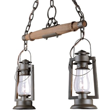American made western lantern kitchen island light fixture rustic old west style lighting for a