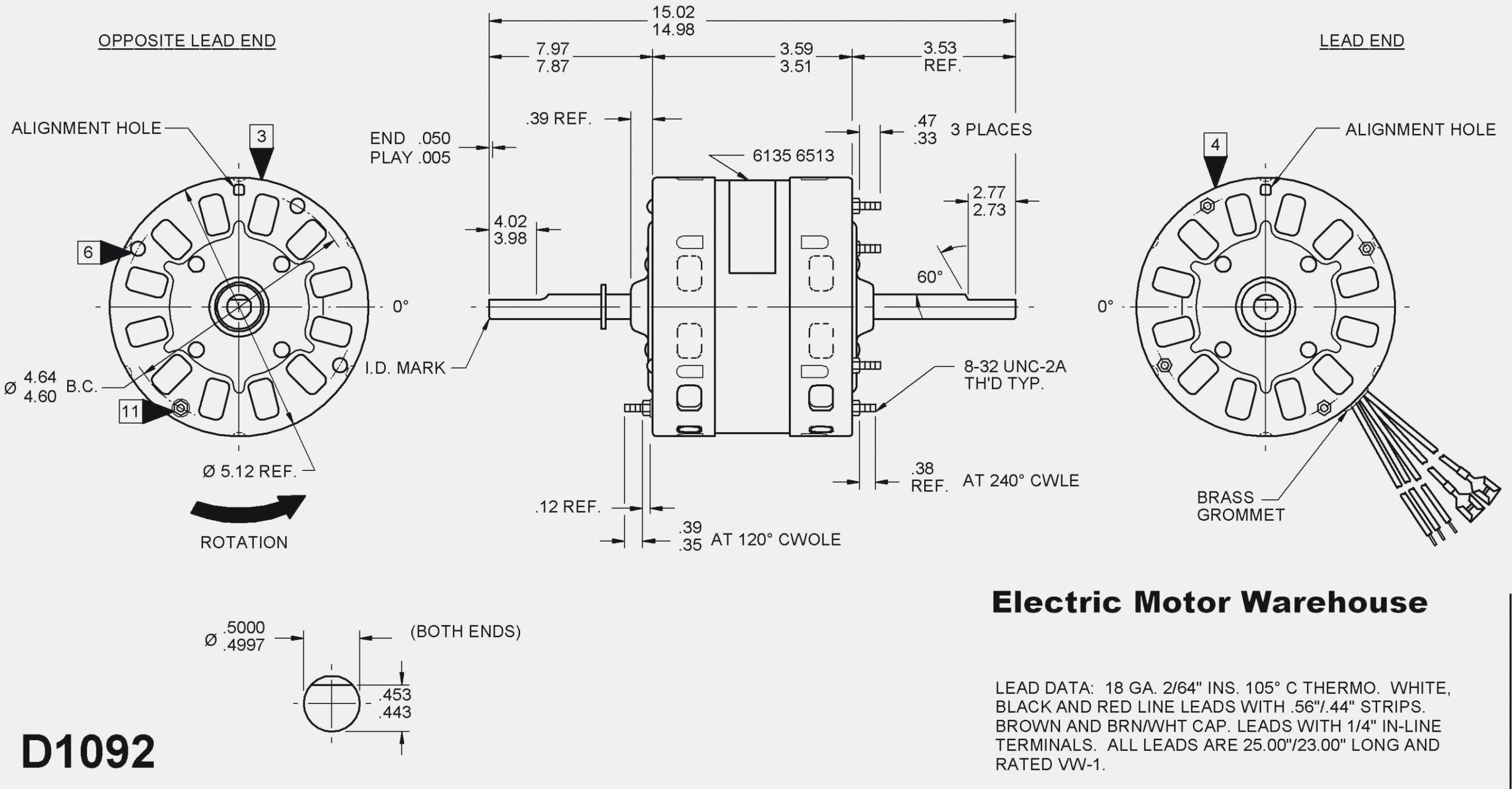 Unique Wiring Diagram Ac Motor Single Phase Motores