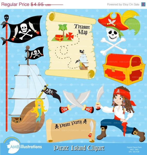 Cartoon treasure chest. Vector clip ... | Stock vector | Colourbox