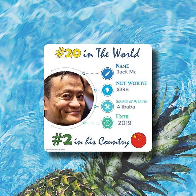 Jack Ma Forbes Magazine Book Cover Jack