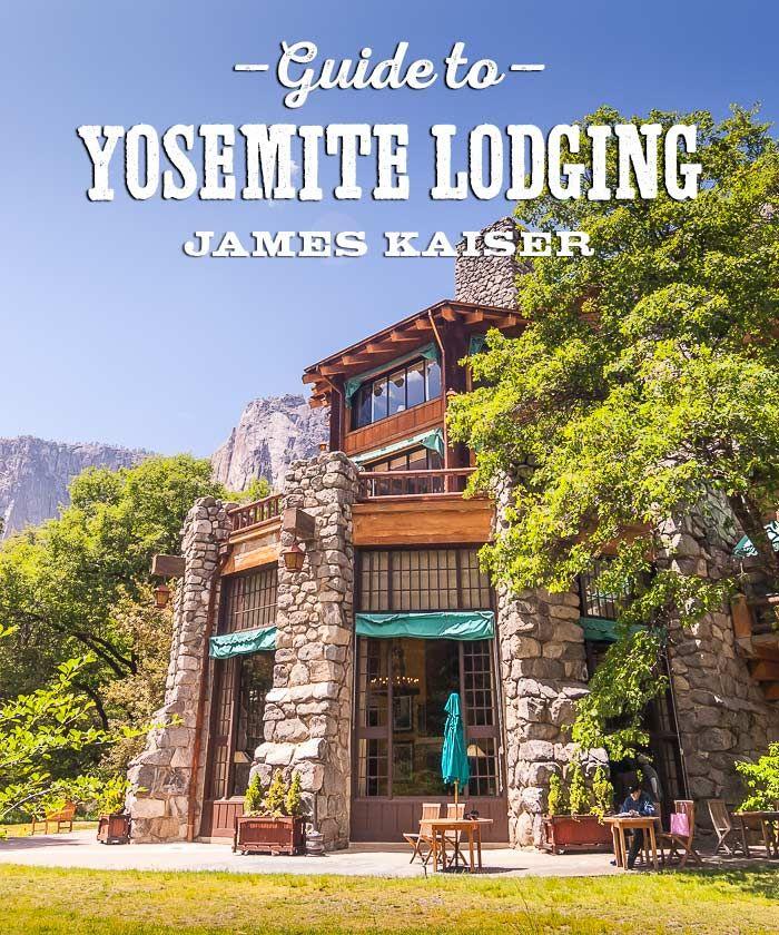 Yosemite National Park Hotels Lodging