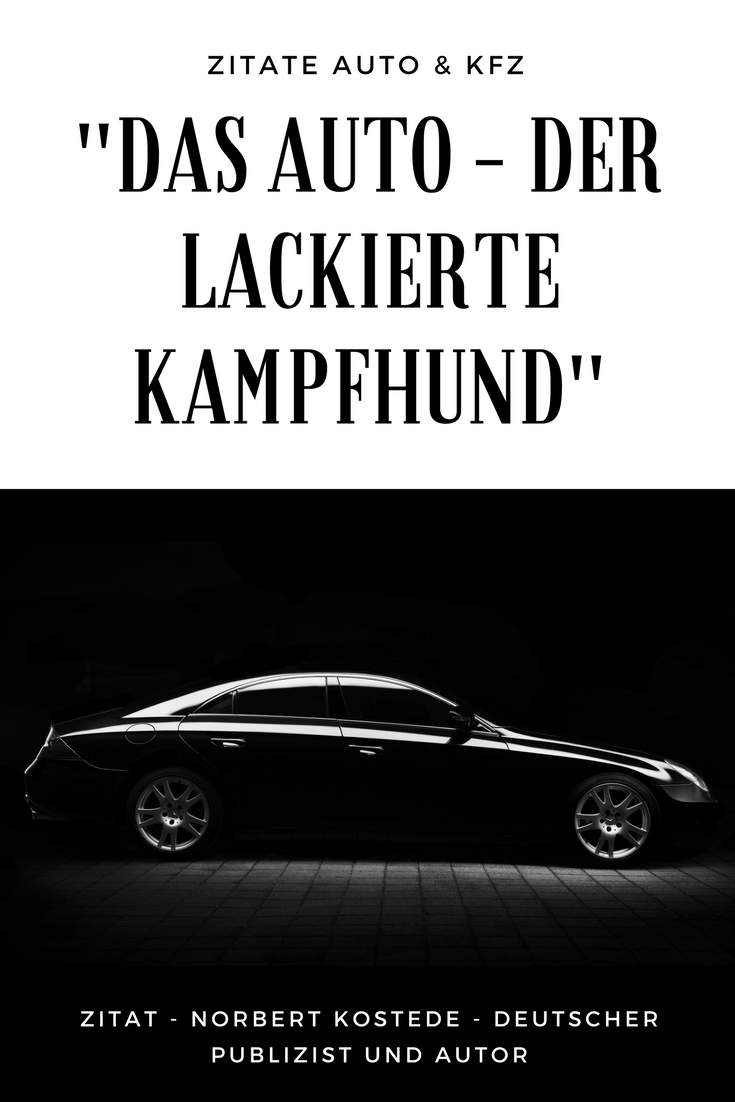 Mercedes Cls Zitat Auto Norbert Kostede Schwermetall