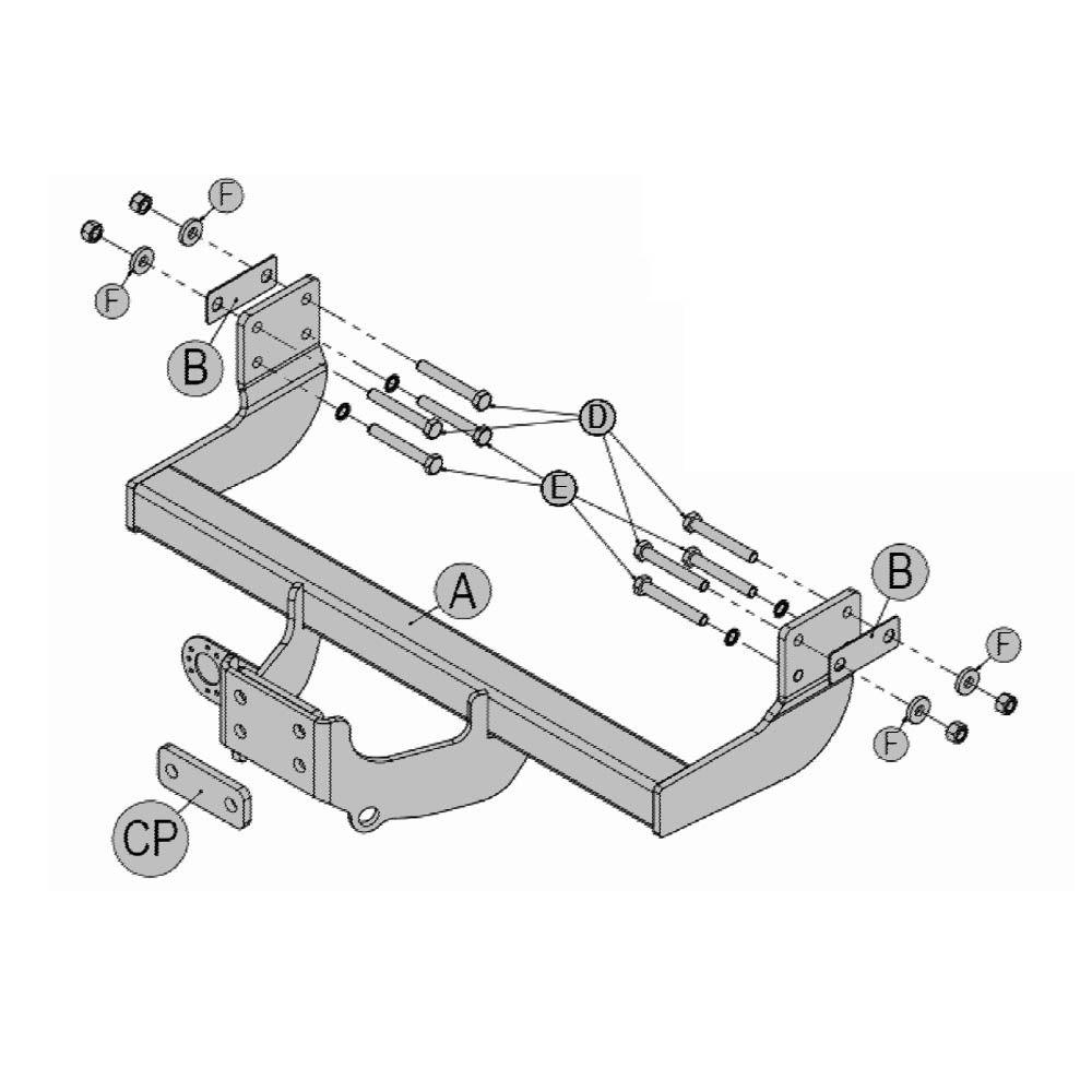 11 Good Sample Of Ford Transit Custo Towbar Wiring Diagram