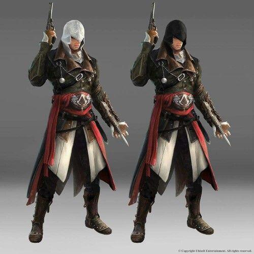 Assassin S Creed Syndicate Original Concept Art Assassins Creed