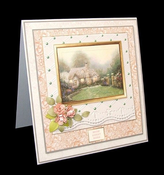Thomas Kinkade Pads Volume 2 Card 3 Joanna Sheen Project