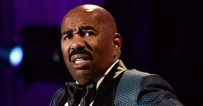 Steve Harvey Allegedly Blames Oprah Tyler Perry for Giving Him Bad Financial Advice
