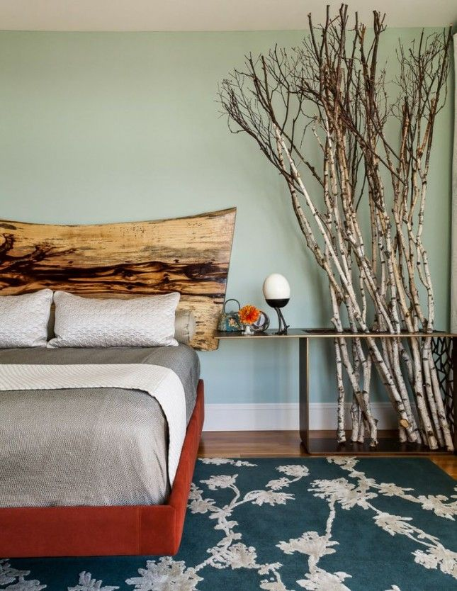 Perfect Tree Branches    Oh My    Contemporary Bedroom By Christopher Stark  Photography