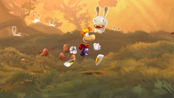 Ubisoft Explains Why Rayman Legends is Wii U exclusive