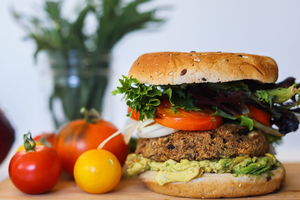 The Best Veggie Burger Low Calorie In 2021 Best Veggie Burger Veggie Burger Whole Food Recipes