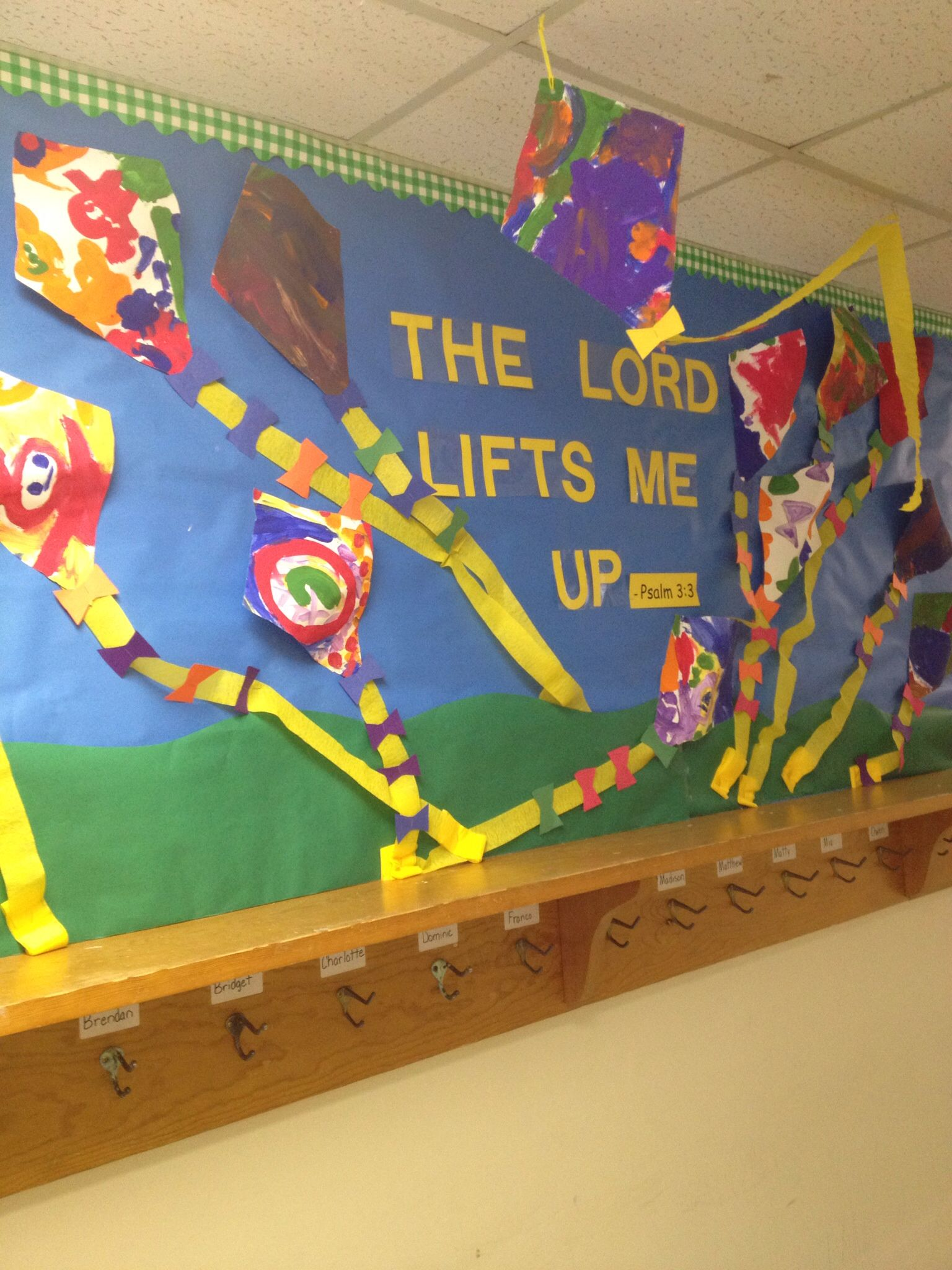 Bulletin Christian March Preschool Boards Ideas
