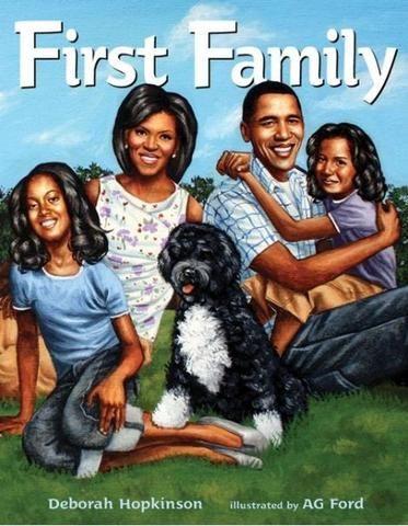 First Family - EyeSeeMe African American Children's Bookstore