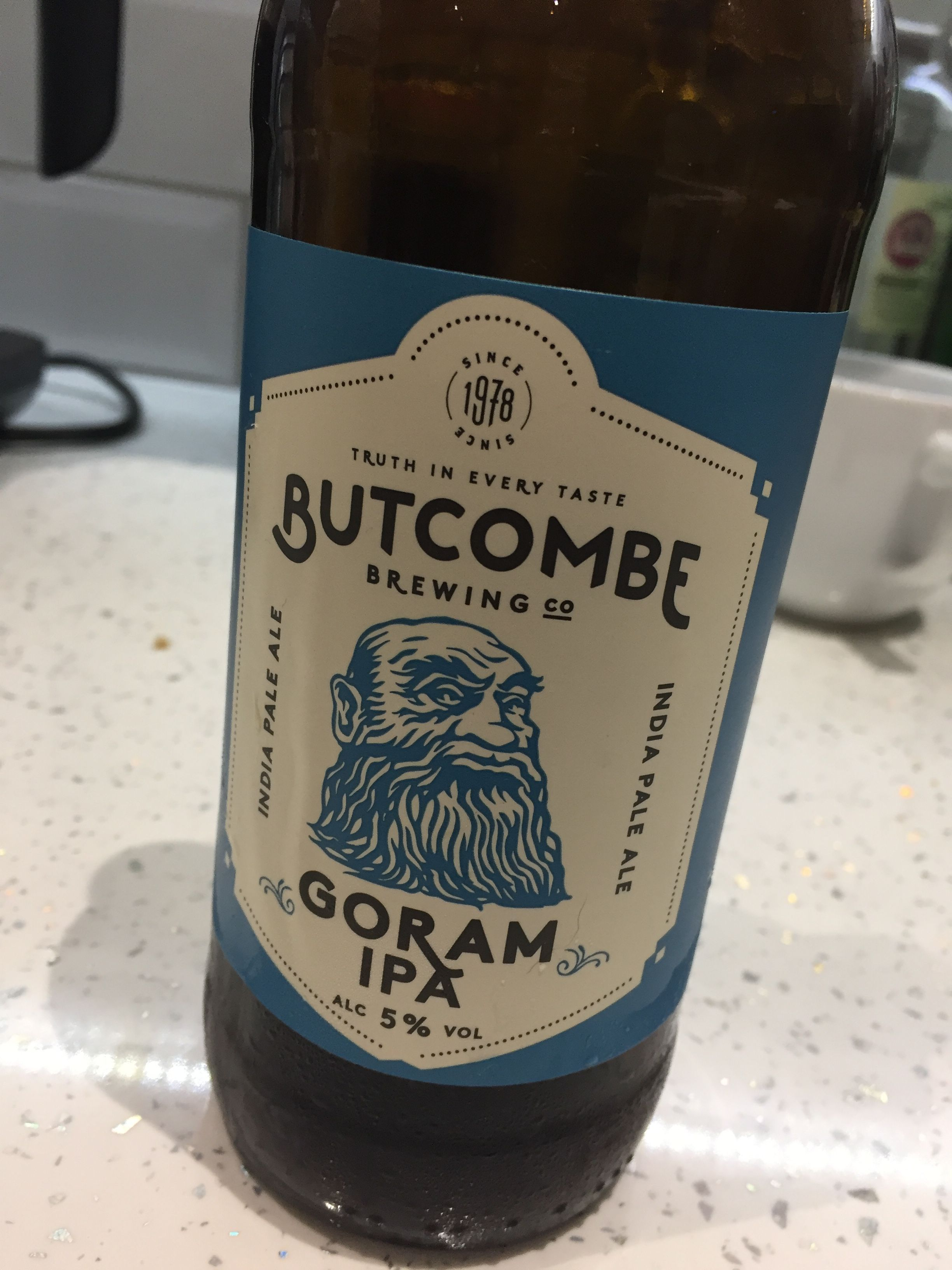 Nice cold but when it warms it has a nutty after taste 5