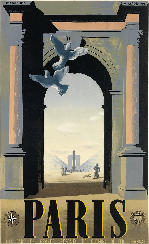 RARE & IMPORTANT TRAVEL POSTERS travel poster #vintage #decoration #homedecor