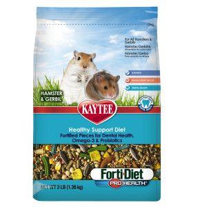 Kaytee Forti Diet Pro Health Hamster Gerbil Food Hamster Food